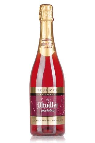 Игристое вино Uhudler