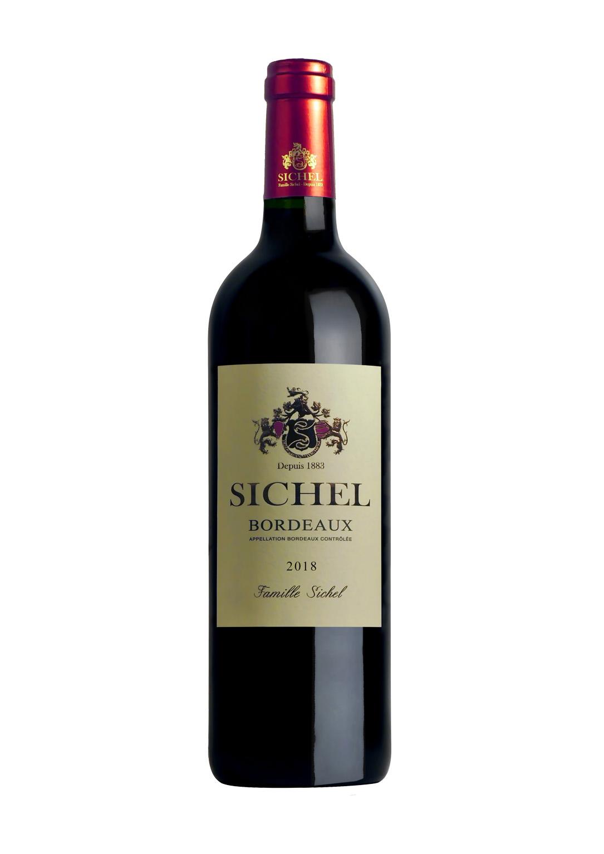 Вино Sichel наименования Бордо
