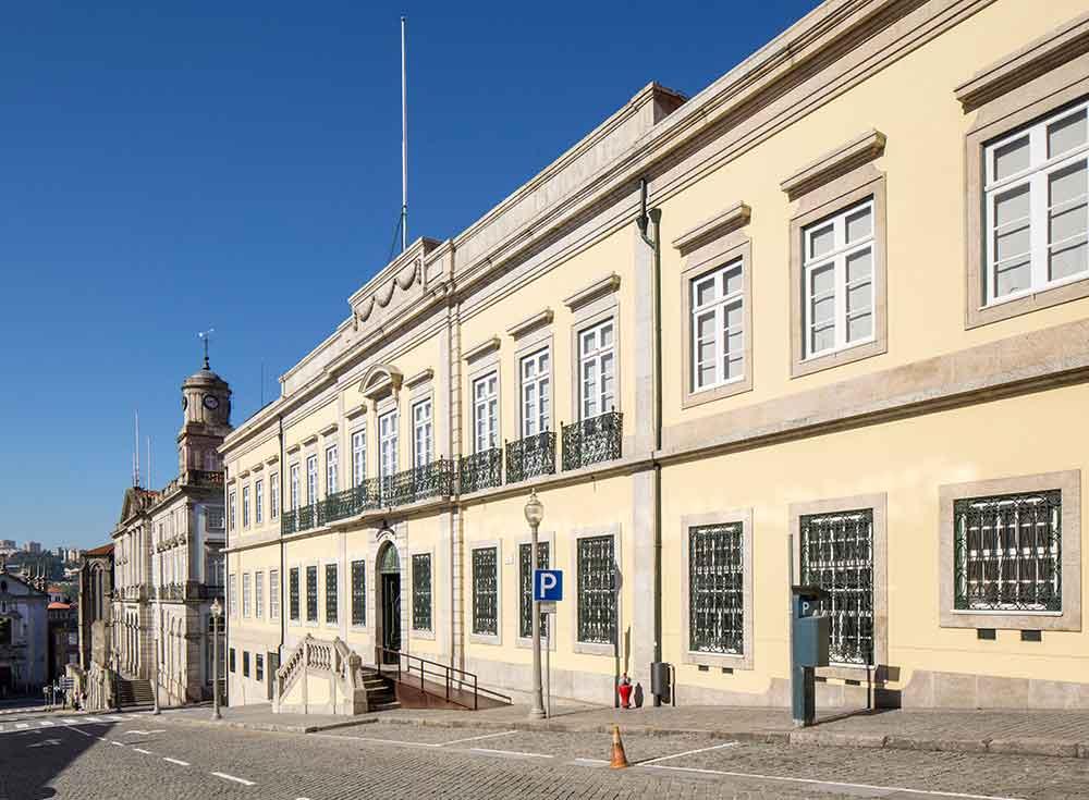 Институт вин Порто и Дору