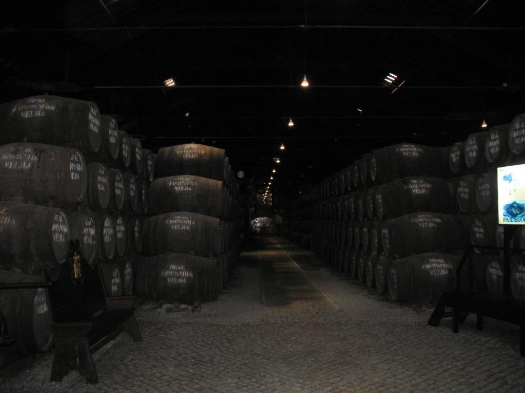 Погреба Companhia Geral da Agricultura das Vinhas do Alto Douro