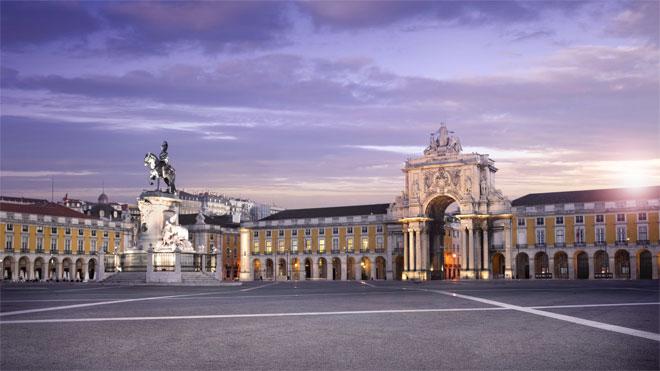 Place de Commerce Lisbon