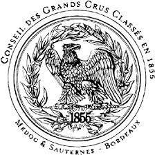 grands crus classés 1855