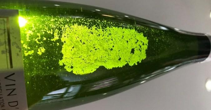 Кристаллы винной кислоты