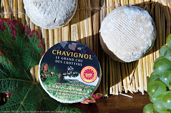 Сыр Crottin de Chauvignol