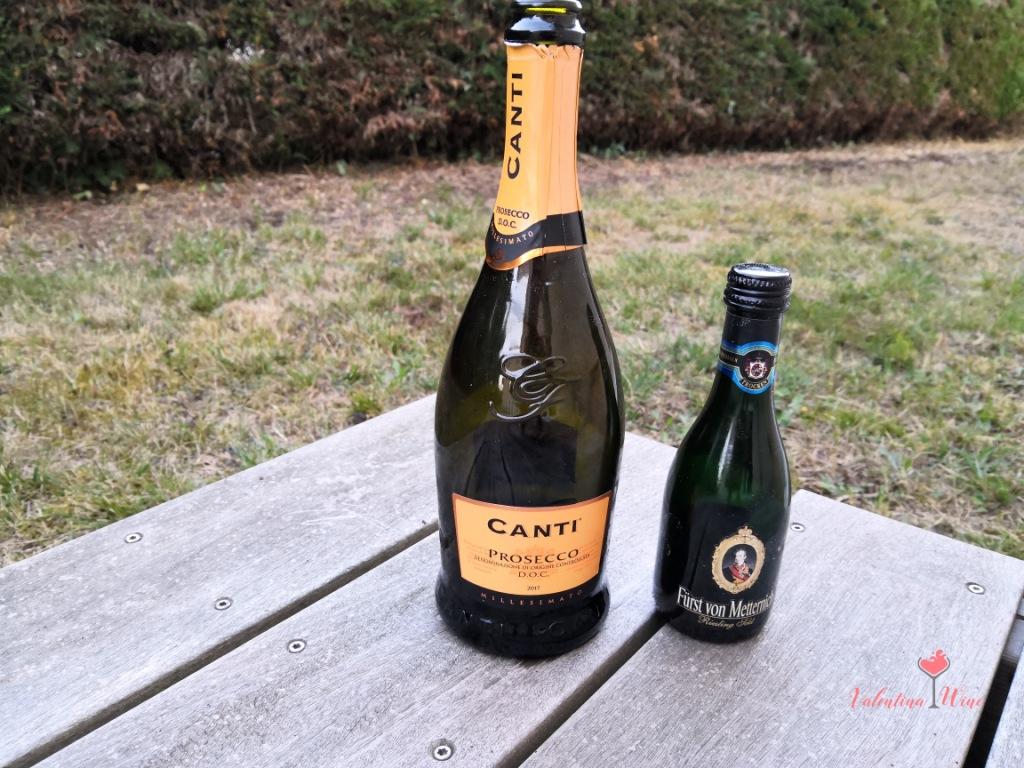 Игристые вина, сделанные методом Шарма Просекко
