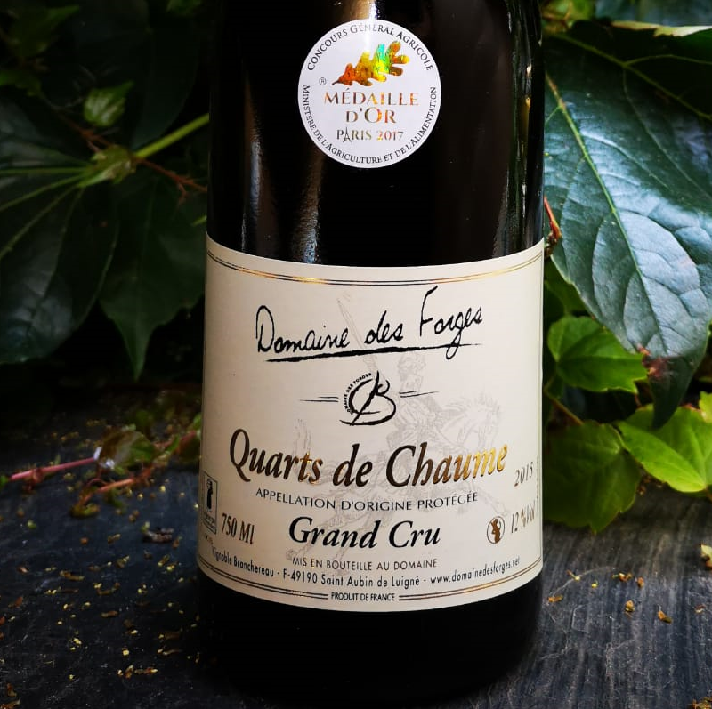 Quart de Chaumes Grand Cru