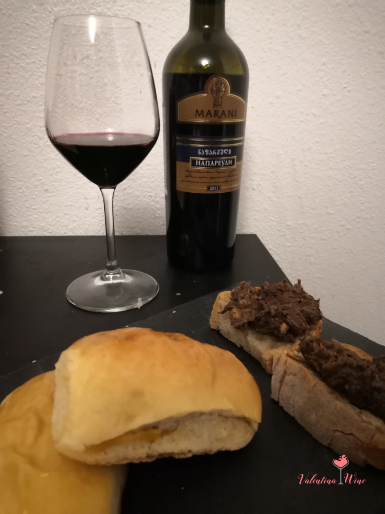 Вино Напареули фото 2