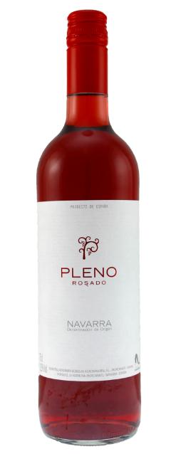 Розовое вино из Наварры