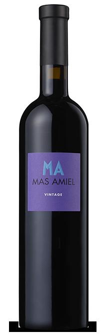 Крепленое красное вино от Mas Amiel