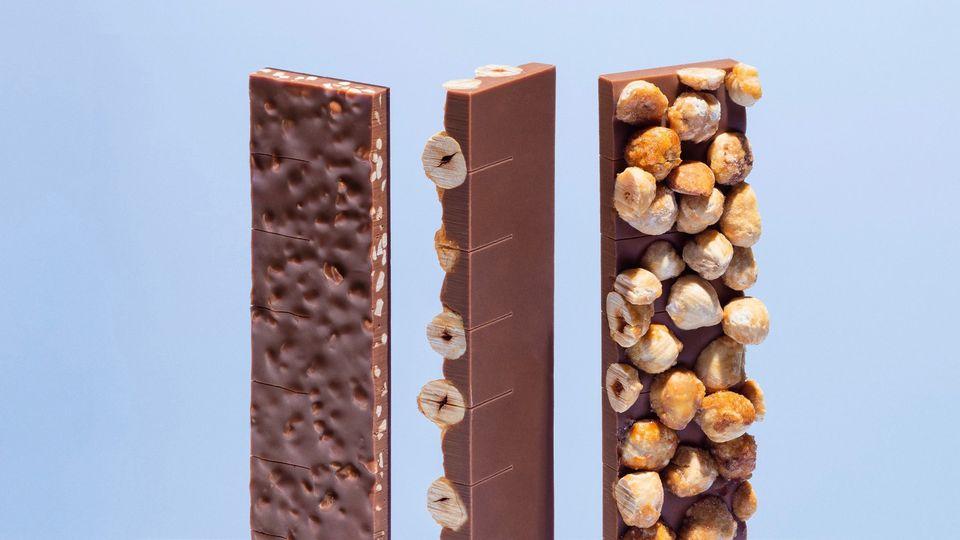 Шоколад с добавками