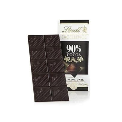 Экстра-черный шоколад