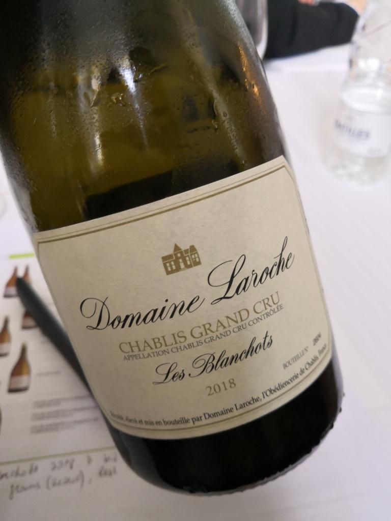 Domaine Laroche Chablis Grand Cru
