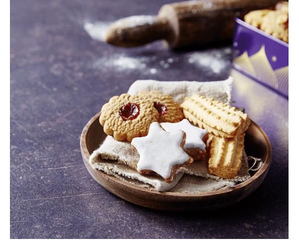 рождественские печенья бредель