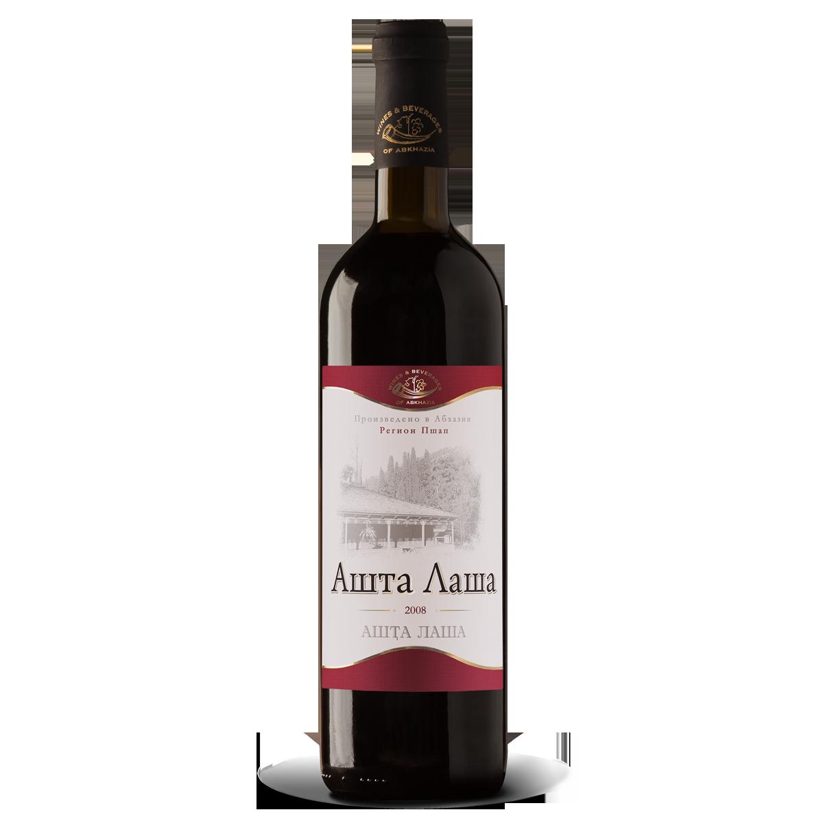 Красное вино Ашта Лаша