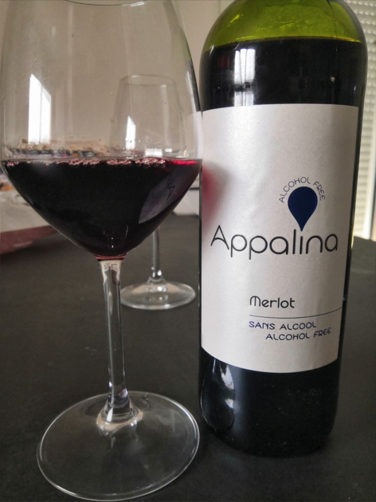 Appalina Alcool Free Merlot