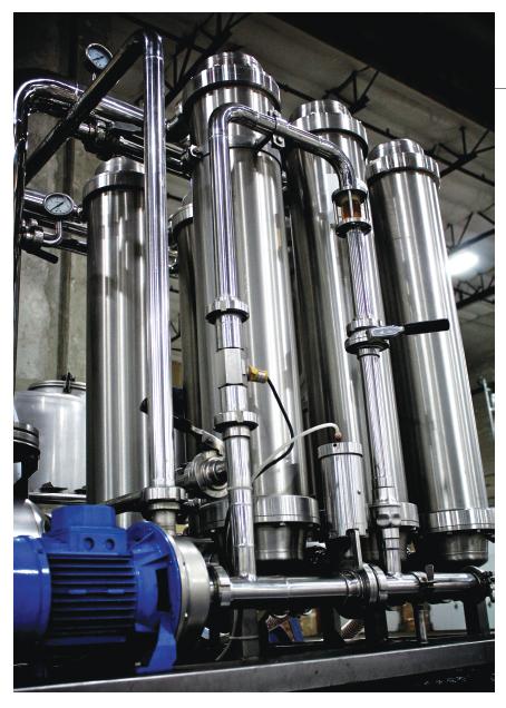 Мембранный фильтр для нанофильтрации