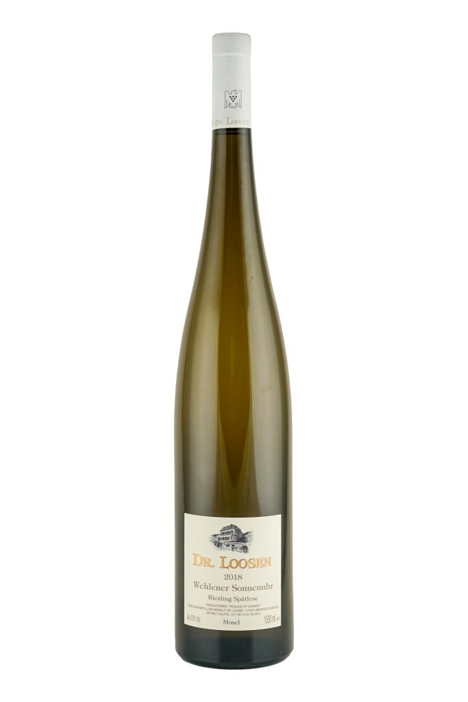 Вино категории Spätlese
