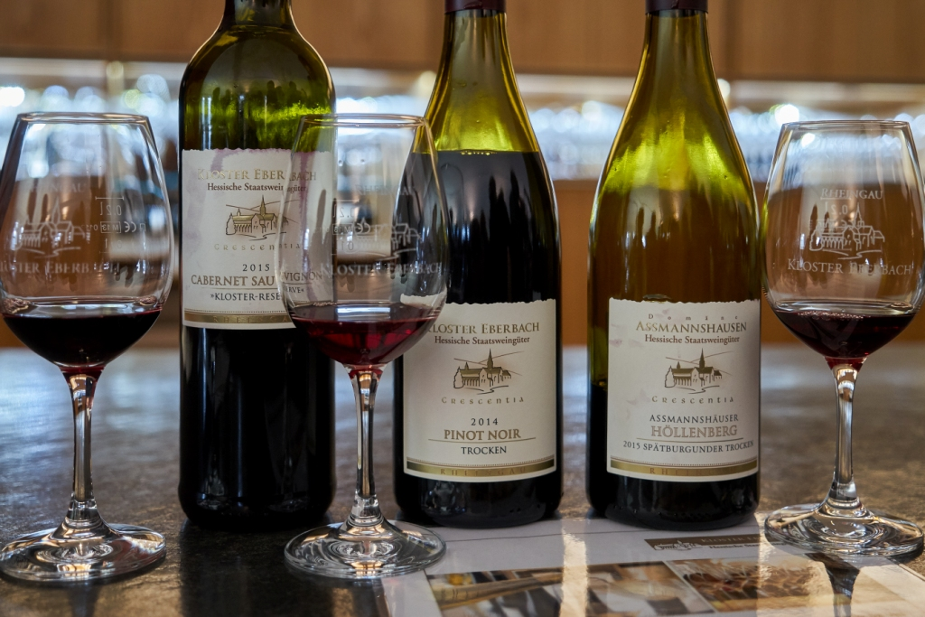 Красные вина Kloster Eberbach