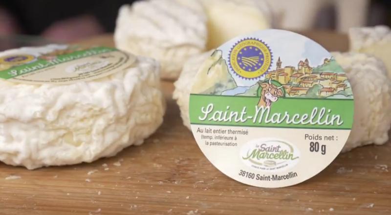 Сыр Сен-Марселан