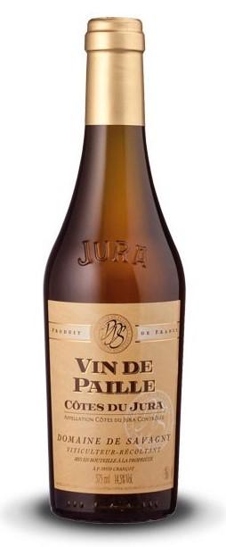 Vin de paille апелласьона Jura