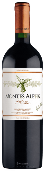 Montes Alpha Malbec