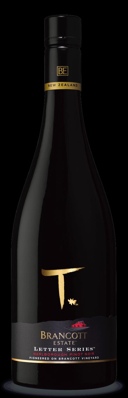 Вино из линейки Letters Series от Бранкотт
