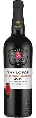 Портвейн LBV от Дома Taylor's