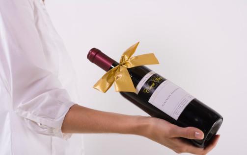Выбрать вино в подарок