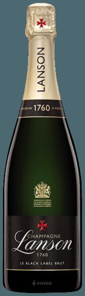 Шампанское Lanson