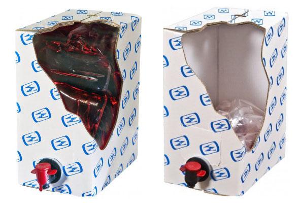 Bag-in-Box изнутри