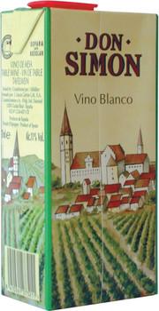 Тетрапак вино Испания