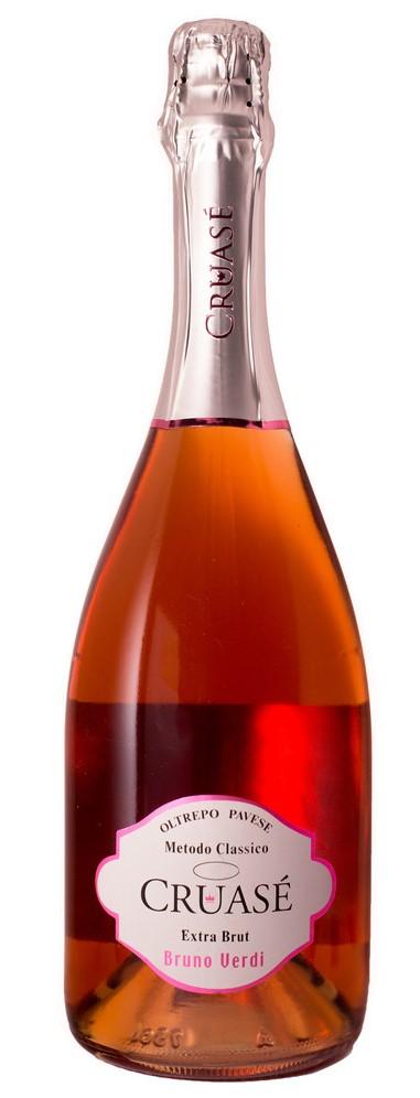 Розовое игристое вино из итальянского региона Ольтрепо Павезе
