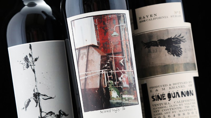 Вино Sine Qua Non