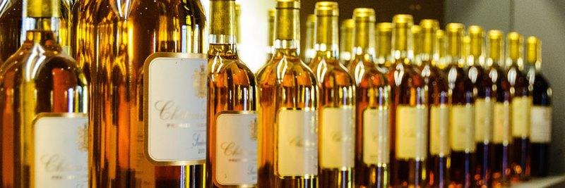 Вино на свадьбе