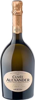 Aristov Cuvée Alexander Rosé de Pinot