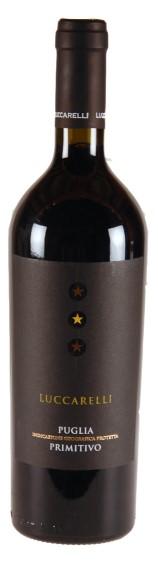 Вино Primitivo di Puglia