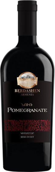 Гранатовое вино Berdashen Pomegranate