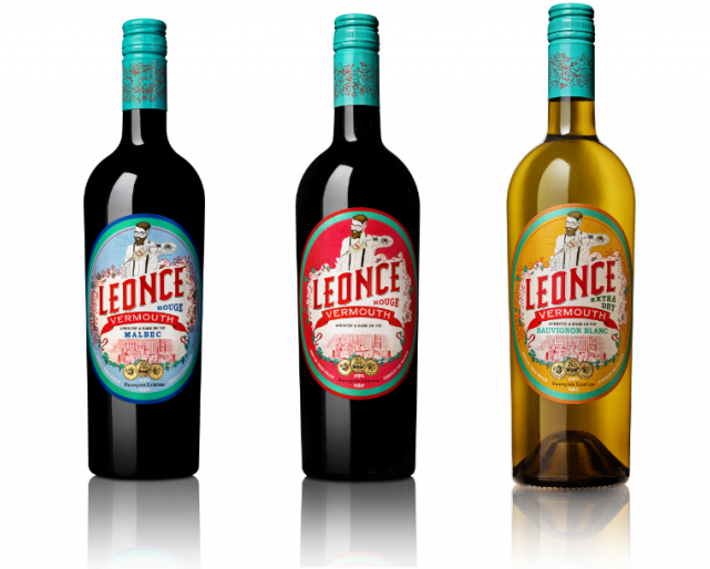 Французский вермут Léonce
