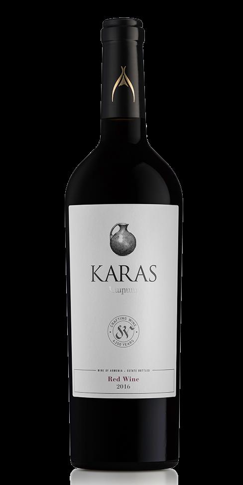 Красное вино Karas Wines