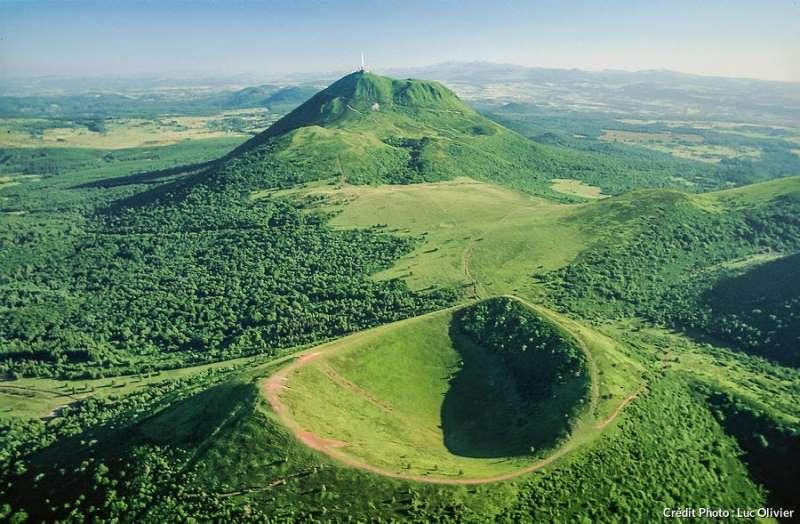 Вулканы Оверни Пюи