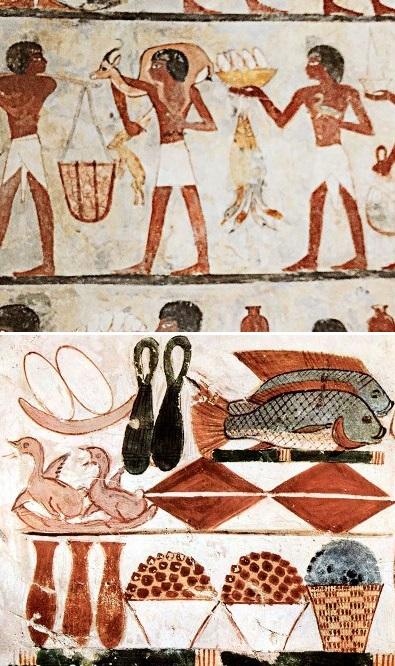 Аперитив в Древнем Египте фото 1
