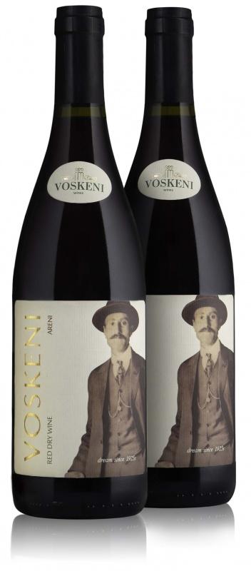Красное вино Voskeni Wines