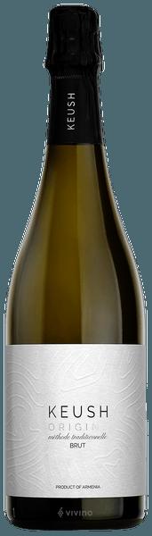 Игристое вино от Keush
