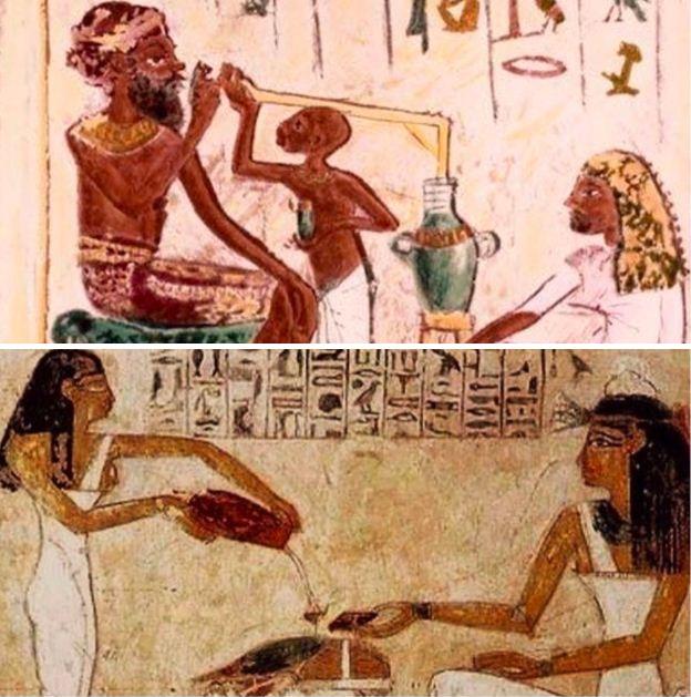 Аперитив в Древнем Египте фото 2