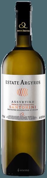 Ассиртико от Estate Argyros