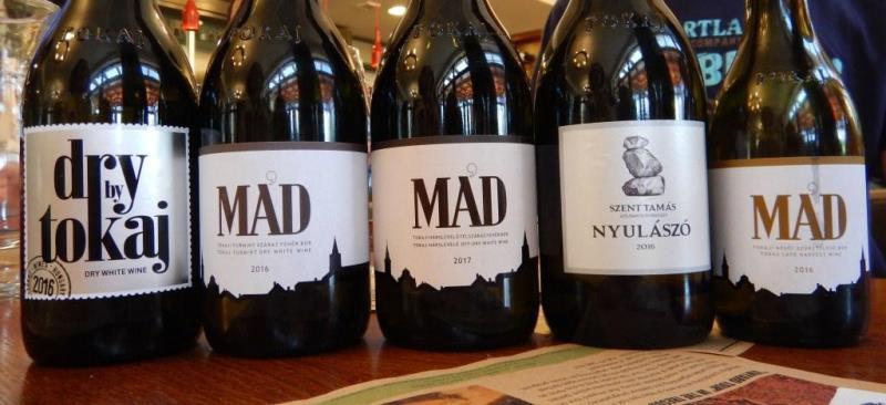 Гамма вин Mad Winery